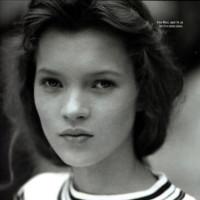 Kate Moss 14 modelo