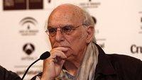Carlos Saura recibe la Medalla Internacional De Las Artes