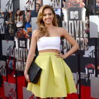 Jessica Alba MTV Awards 2014