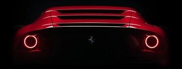 Ferrari lanzará su primer eléctrico en 2025 y al parecer será un biplaza
