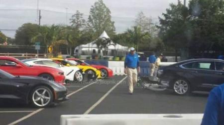 Dolorpasión™: Choca un Impala 2014 contra tres Corvette Stingray y vuélvete famoso