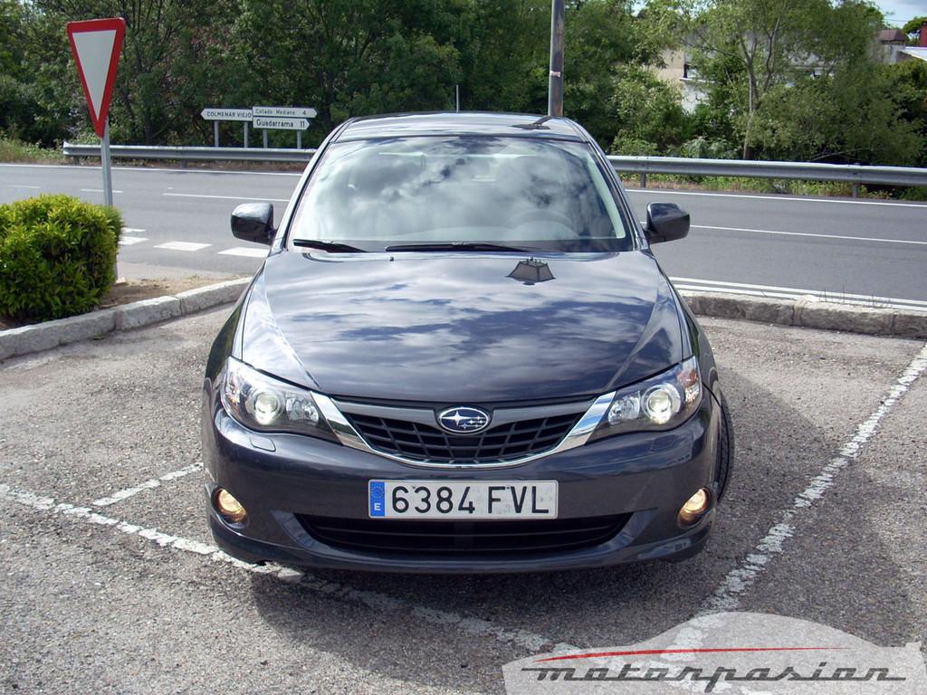Foto de Subaru Impreza Sport (prueba) (22/32)