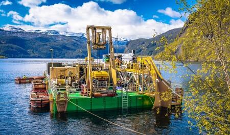 El cable submarino de energía (no datos) más largo del mundo ya está en marcha: conecta Noruega con Reino Unido y mide 724 km