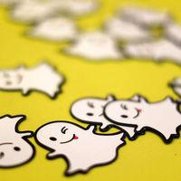 Pese a haber renegado de ella, la publicidad le depara un buen futuro a Snapchat