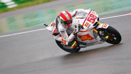 MotoGP Holanda 2011: poles con permiso de la lluvia