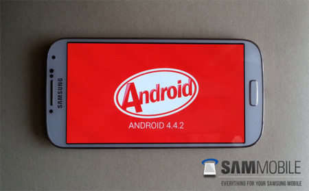 Samsung Galaxy S4, se filtra un firmware con Android 4.4.2 (KitKat)