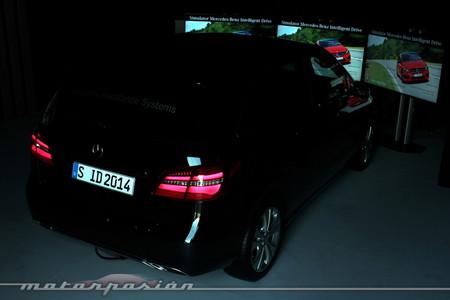 Mercedes Benz Clase B 2015