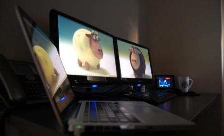 Cinco monitores de ordenador por si buscas adquirir uno nuevo