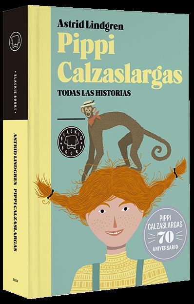 Pippi Calzaslargas blackie books