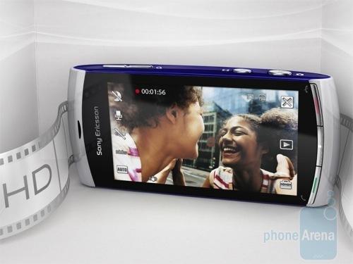 Foto de Sony Ericsson Vivaz (3/7)