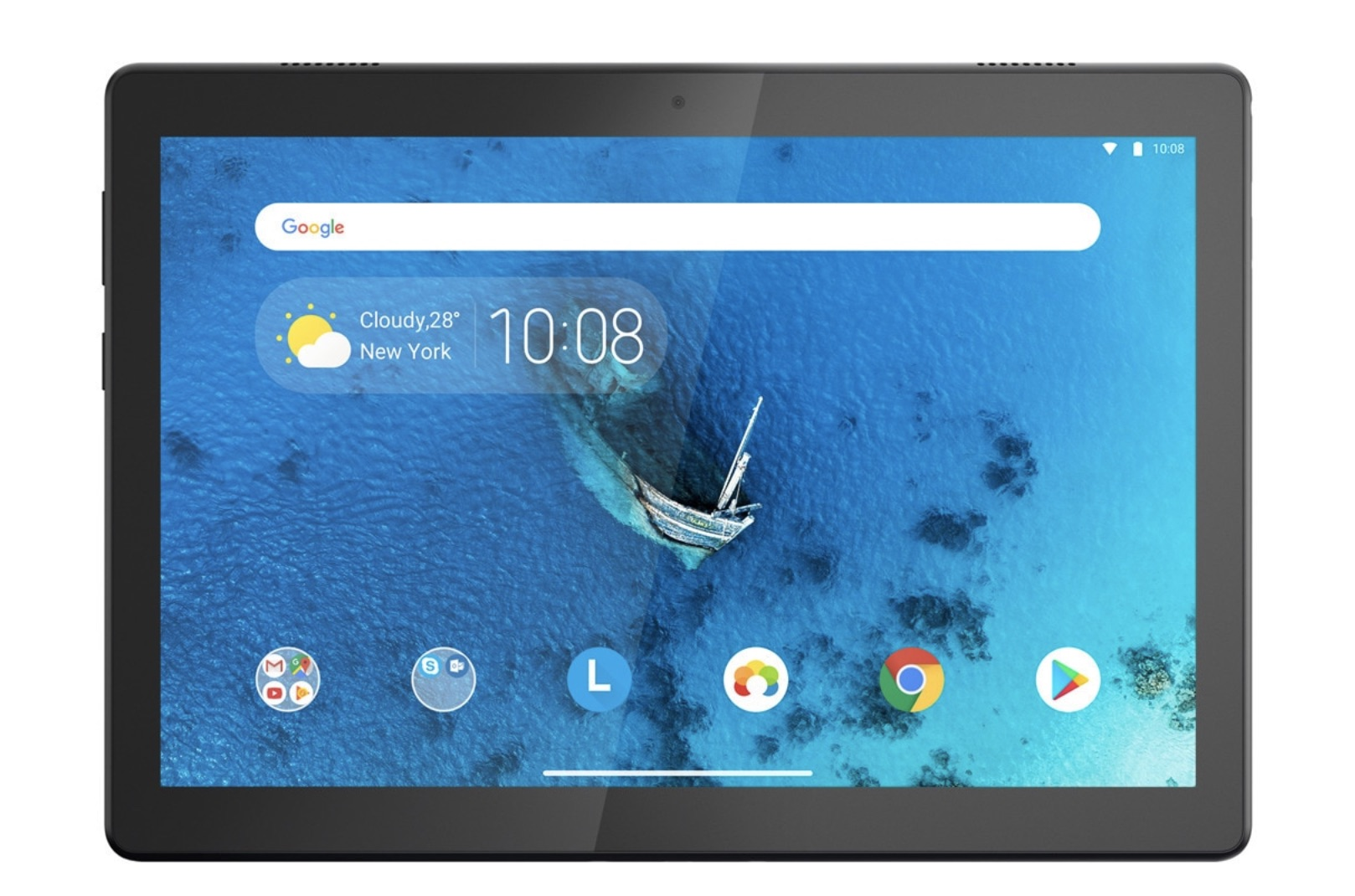 "LENOVO  Tablet Lenovo Tab M10 TB-X505F 25,65 cm (10,1"") HD 32 GB Negro"