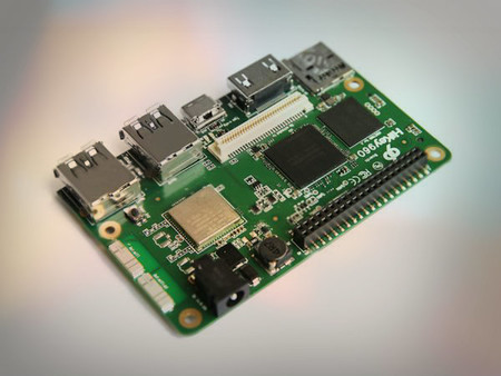 A la Raspberry Pi le sale un competidor potente: la HiKey 960 llega con un Kirin 960 y 3 GB de RAM