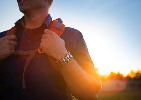 Leatherman Tread: el reloj con el que hubiera soñado MacGyver