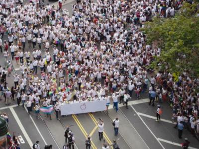 Apple sube más el listón con su vídeo del Pride 2015