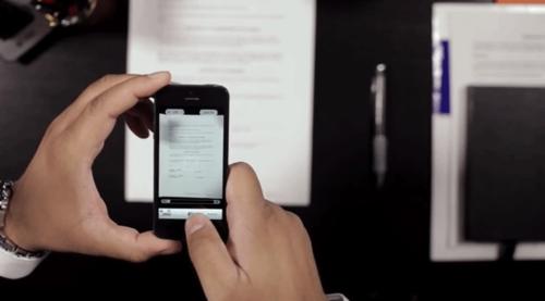 Cinco aplicaciones para convertir tu móvil en un escáner