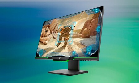 Nunca lo has visto tan barato: el monitor gaming HP 25X está a precio mínimo en Amazon por sólo 164 euros