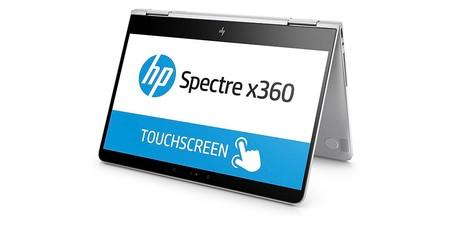 El HP Spectre x360 13-ac001ns es un versátil 2 en 1 que sólo hoy, te sale por 1.049 euros en Amazon