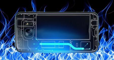Refrigeración para smartphones: cómo se consigue enfriar el móvil y qué sistemas son más eficientes