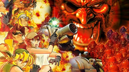 Metal Slug XX regresa por su décimo aniversario con una versión para Steam