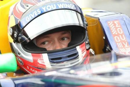 Daniil Kvyat rodará en los primeros libres de Austin y de Interlagos