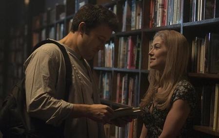Ben Affleck y Rosamund Pike en