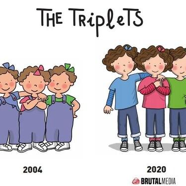 'Las tres mellizas', la popular serie de televisión de los 90, regresa con una secuela ambientada 20 años después