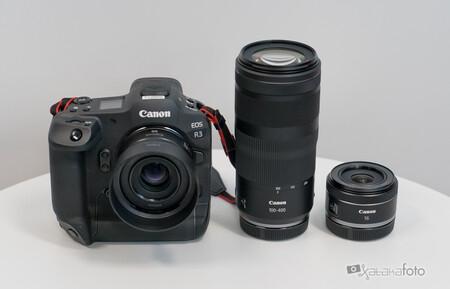 Canon Eos R3 Oficial