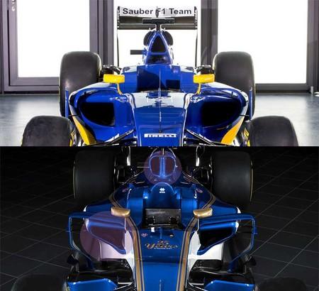 C36 Ferrari, comparación