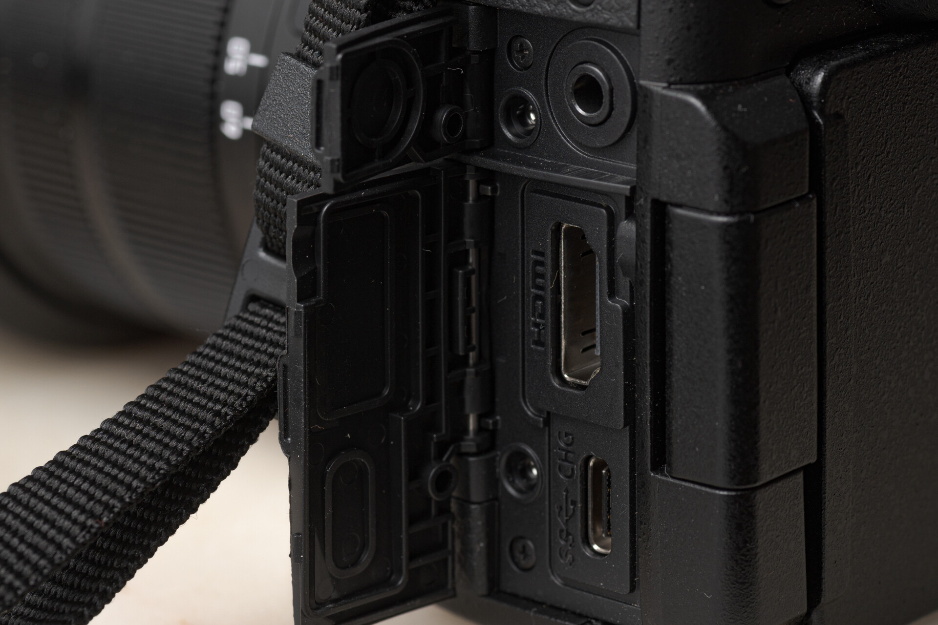 Foto de Panasonic Lumix GH5 II (7/20)
