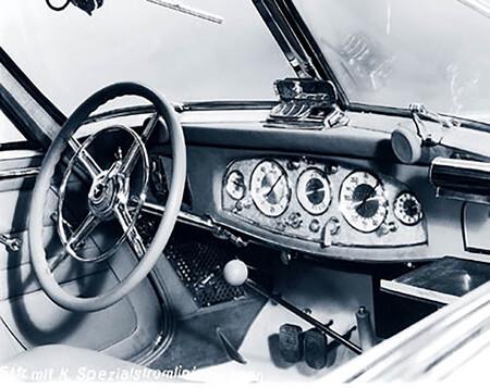 Mercedes-Benz 540k Autobahn Kurier