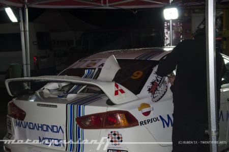 Rally de Riolobos 2014 - CERT