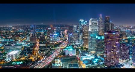 Los Ángeles vídeo timelapse
