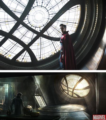 Sanctum Sanctorum Doctor Strange