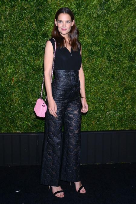 Fiesta Chanel En El Fetival De Cine De Tribeca Katie Holmen B
