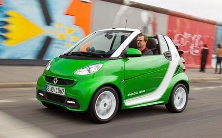 Smart ForTwo Cabrio Electric Drive, ahora a cielo abierto