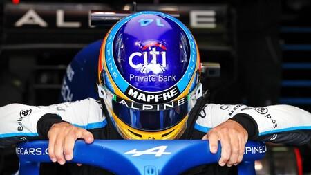 Alonso F1 2021