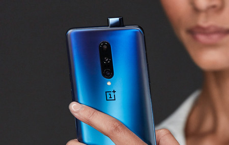 Oneplus 7 Pro Oficial Camara Frontal Pop Up