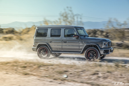 Mercedes-AMG G63 campo