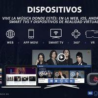 """GoMusic, el """"Netflix de los conciertos"""" hispanoamericano, desembarcará en España en el primer semestre de 2020"""