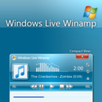 Skin para Winamp con el look de Windows Live