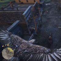 Arthur Morgan se convierte en un pájaro con este curioso mod para Red Dead Redemption 2