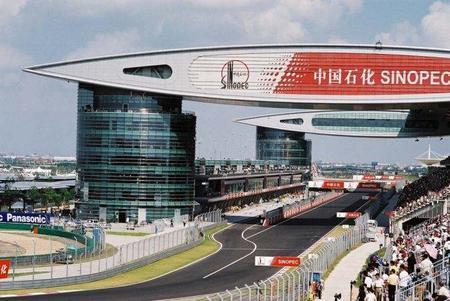 El circuito de Shanghai recibe el visto bueno de la FIA