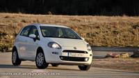 Fiat Punto 1.4 GLP, prueba (parte 2)