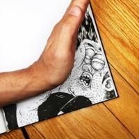 Alex Solis, el chico que interactuaba con sus dibujos