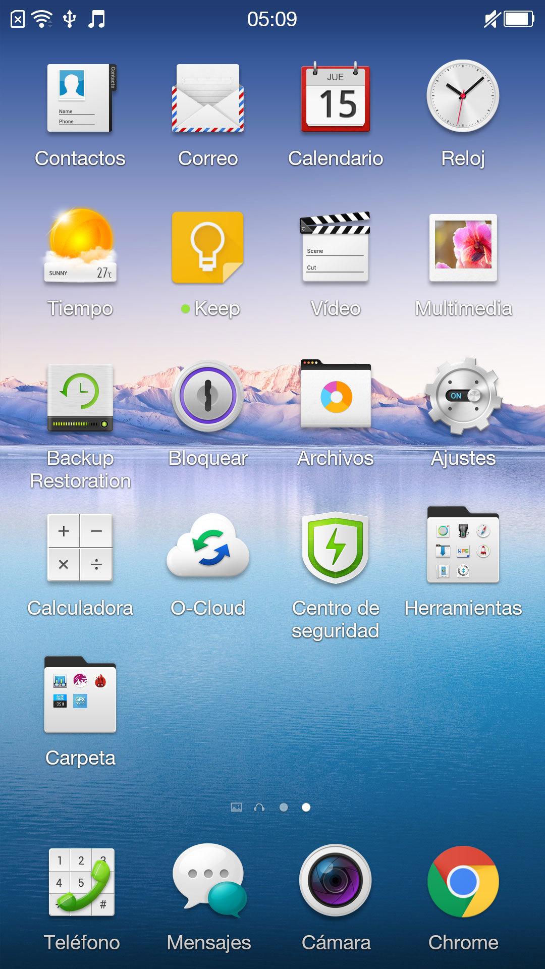Foto de Oppo R5 - Color OS (5/12)