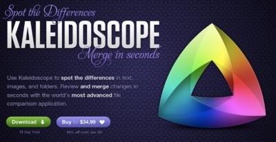 Kaleidoscope se pone al día con su segunda gran versión