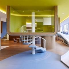 Foto 2 de 6 de la galería spring-by-joey-ho-design-un-espacio-decorado-para-ninos-que-huye-de-los-topicos en Decoesfera