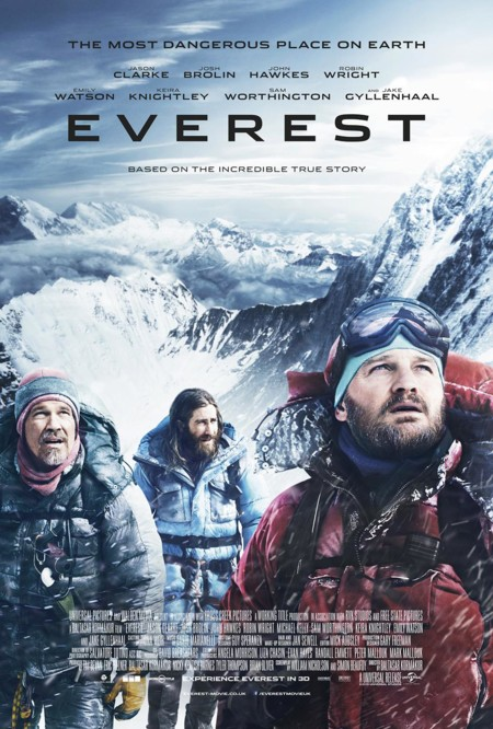Póster definitivo de Everest