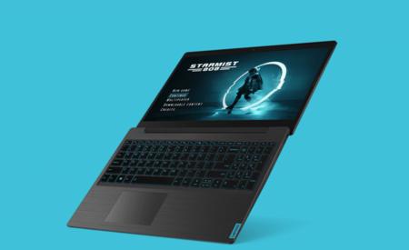 Este portátil gaming arrasa en ventas en El Corte Inglés por su gran relación calidad precio: Lenovo IdeaPad L340 a 674 euros