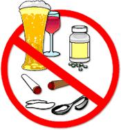 Las drogas o el alcohol en el embarazo provocan daños permanentes en el niño